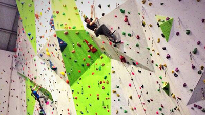 Climbing Wall Development Instructor
